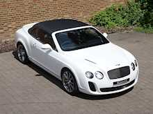 Bentley Continental Supersports Convertible ISR - Thumb 23