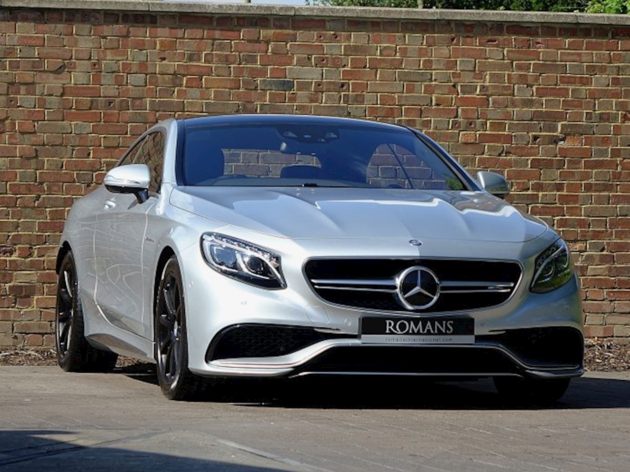 2015 Used Mercedes Benz S63 Amg Coupe Iridium Silver