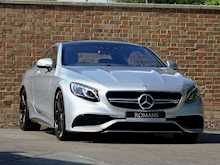 Mercedes-Benz AMG S63 Coupe - Thumb 0