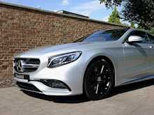 Mercedes-Benz AMG S63 Coupe - Thumb 4