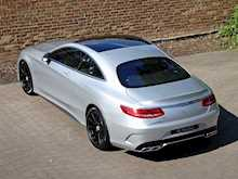 Mercedes-Benz AMG S63 Coupe - Thumb 16