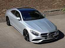 Mercedes-Benz AMG S63 Coupe - Thumb 17