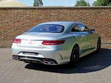 Mercedes-Benz AMG S63 Coupe - Thumb 18