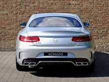 Mercedes-Benz AMG S63 Coupe - Thumb 20
