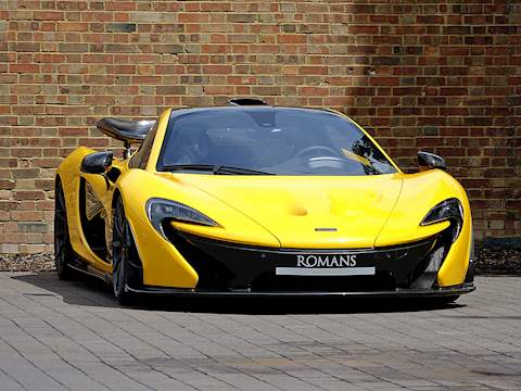 McLaren P1 Unknown