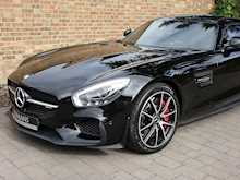 Mercedes-Benz AMG GT S Edition 1 - Thumb 6