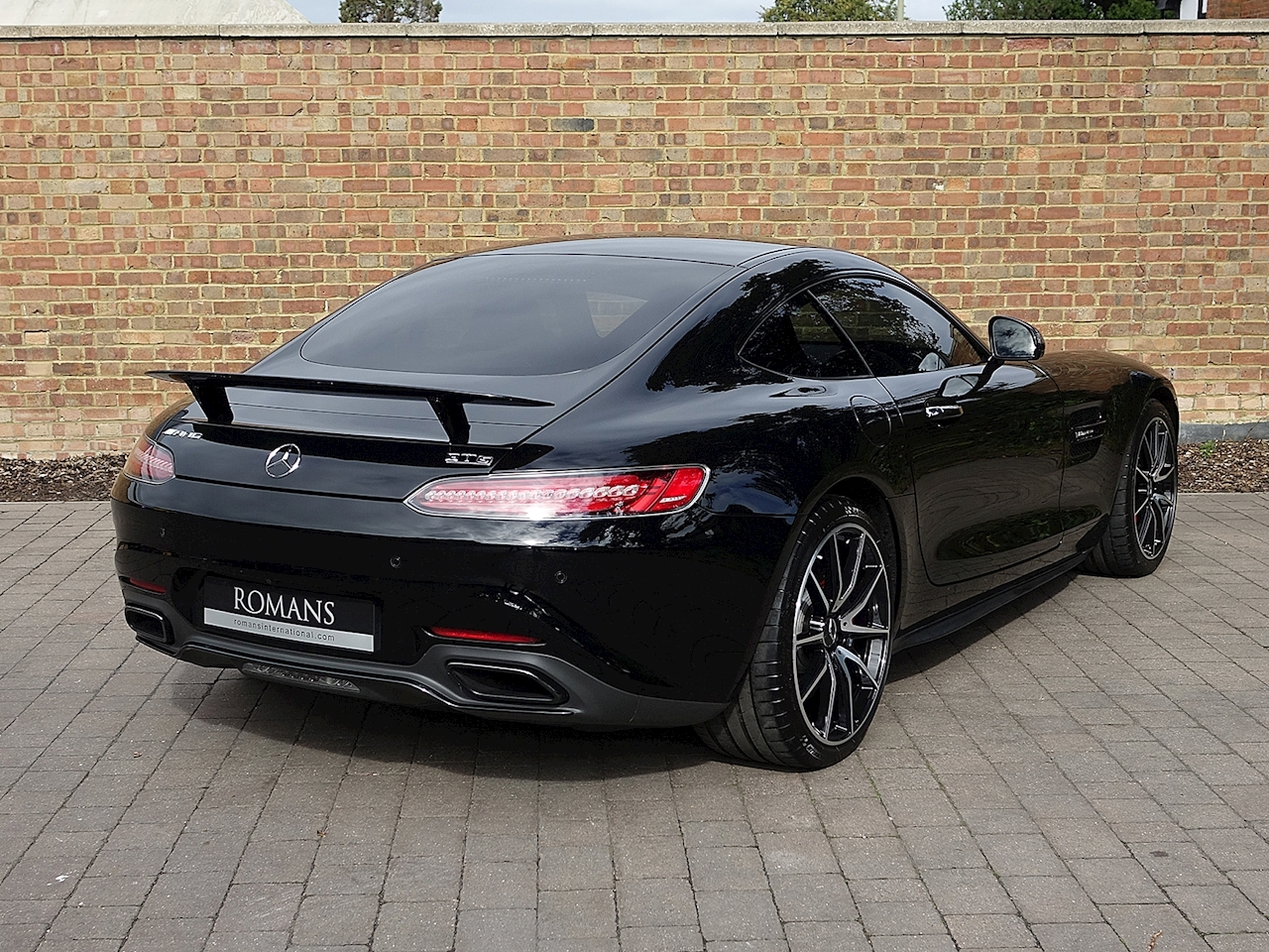 2015 Used Mercedes-Benz AMG GT S Edition 1 | Black