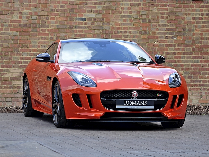 F-Type S V6 Coupe
