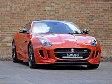 Jaguar F-Type S V6 Coupe - Thumb 0