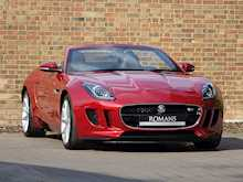 Jaguar F-Type V6 S Convertible - Thumb 0