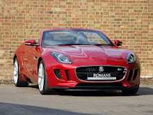 Jaguar F-Type V6 S Convertible - Thumb 1