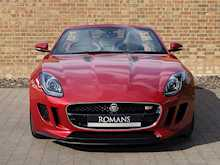 Jaguar F-Type V6 S Convertible - Thumb 4