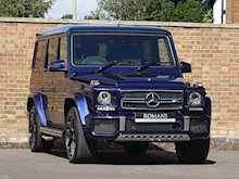 Mercedes-Benz G63 AMG 463 Edition - Thumb 0