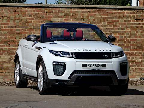 Land Rover Range Rover Evoque Convertible SD4 HSE