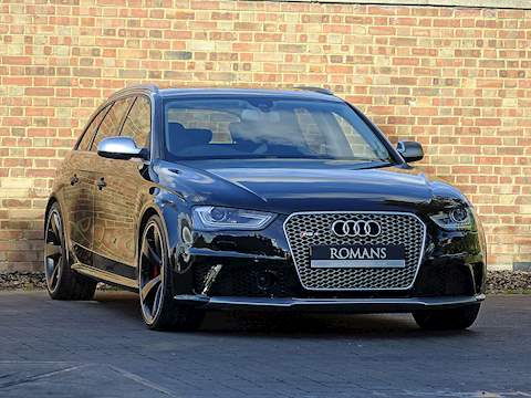 Audi A4 Rs4 Avant Fsi Quattro Limited Edition