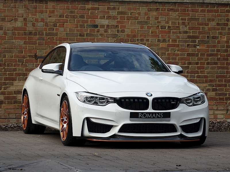 Bmw M4 Gts For Sale >> 2016 Used Bmw M4 Gts Mineral White