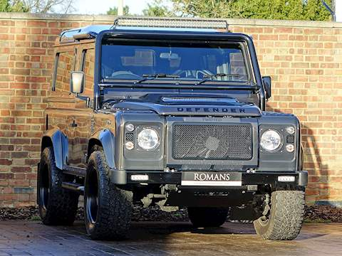 Land Rover Twisted 90 XS T40 S