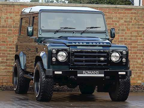 Land Rover Twisted 90 XS French Edition