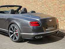 Bentley Continental GTC V8 S Mulliner - Thumb 16