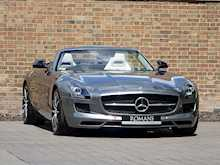 Mercedes-Benz SLS AMG GT Roadster - Thumb 0