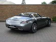 Mercedes-Benz SLS AMG GT Roadster - Thumb 2