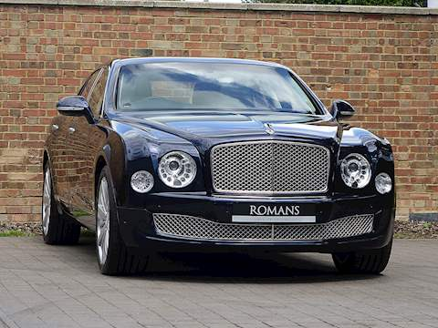 Bentley Mulsanne V8 Mds