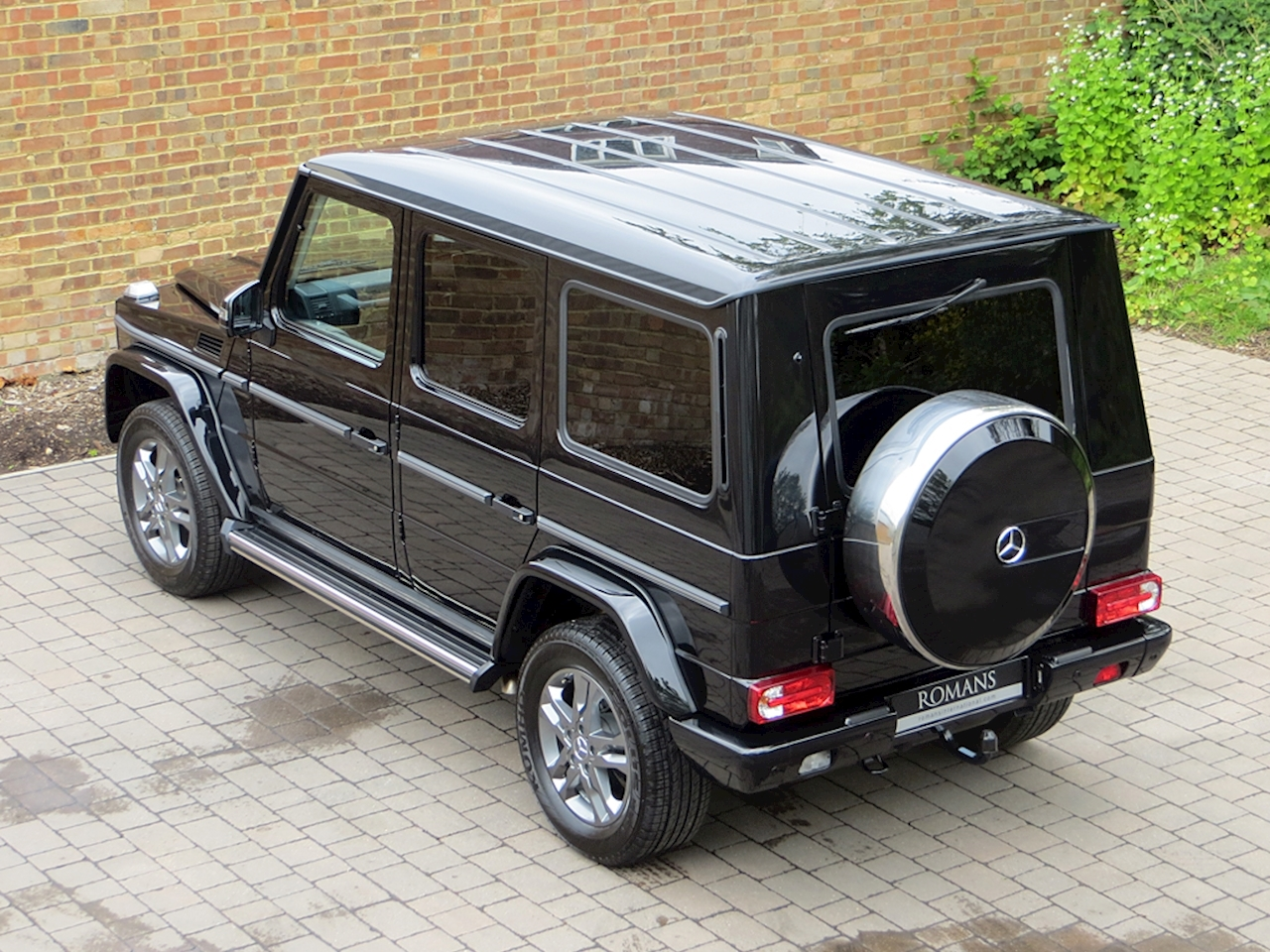 2014 Used Mercedes-Benz G350 CDI | Obsidian Black