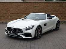Mercedes-Benz AMG GT C Roadster - Thumb 3
