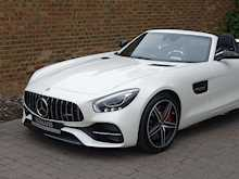 Mercedes-Benz AMG GT C Roadster - Thumb 5