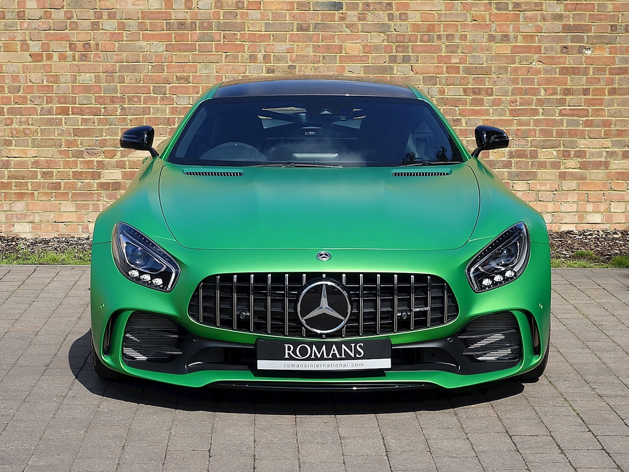 2017 Used Mercedes-Benz AMG GT R | AMG Green Hell Magno
