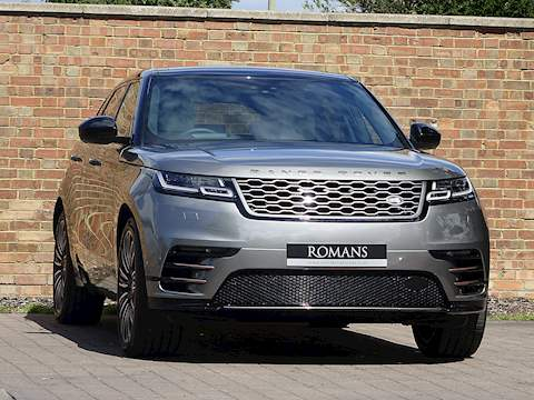 Land Rover Range Rover Velar First Edition P380