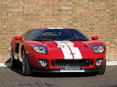 Ford GT Unknown