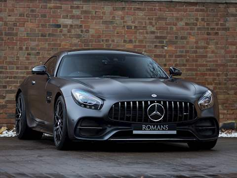 Mercedes-Benz AMG GTC Edition 50