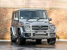 Mercedes-Benz AMG G63 Edition 463 - Thumb 0