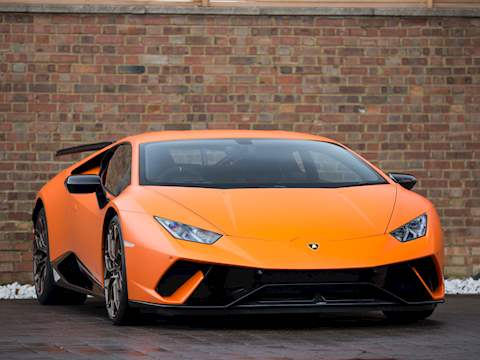 Lamborghini Huracan Lp 640-4 Performante