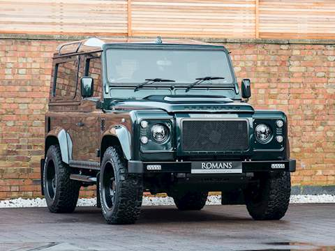 Land Rover Defender 90 Td Xs Station Wagon Twisted