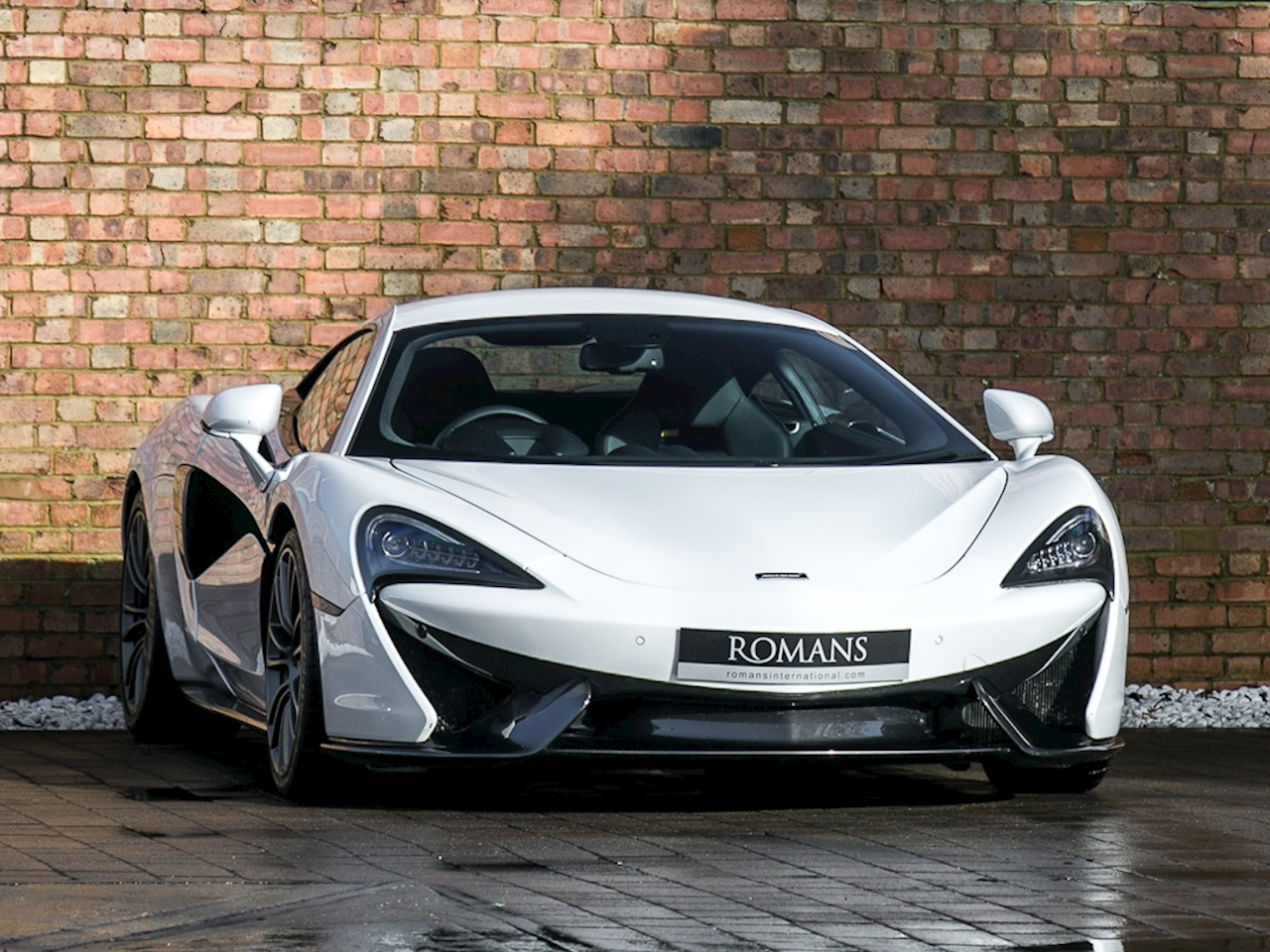 Used Mclaren 570s for Sale | Silverleaf