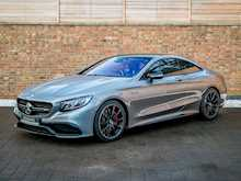 Mercedes-Benz AMG S63 Coupe - Thumb 5
