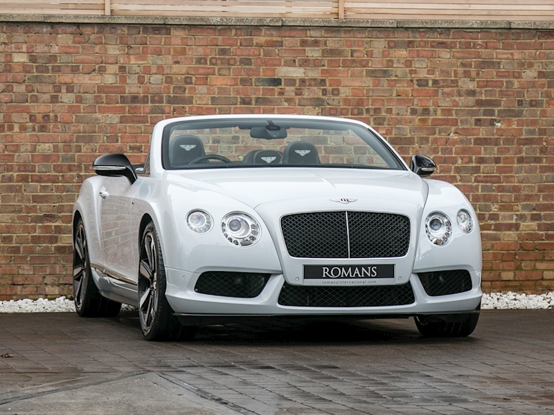 Continental GTC V8 Convertible 4.0 S 2DR