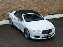 Bentley Continental GTC V8 S Mulliner - Thumb 9