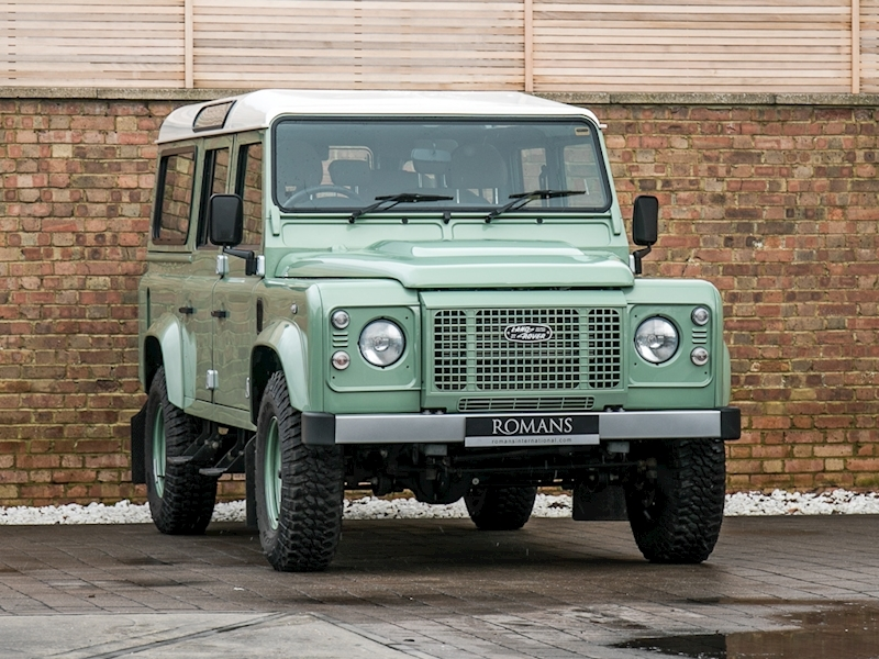 2015 Used Land Rover Defender 110 Heritage | Grasmere Green