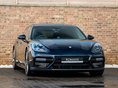 Porsche Panamera Turbo S E-Hybrid Executive Pdk