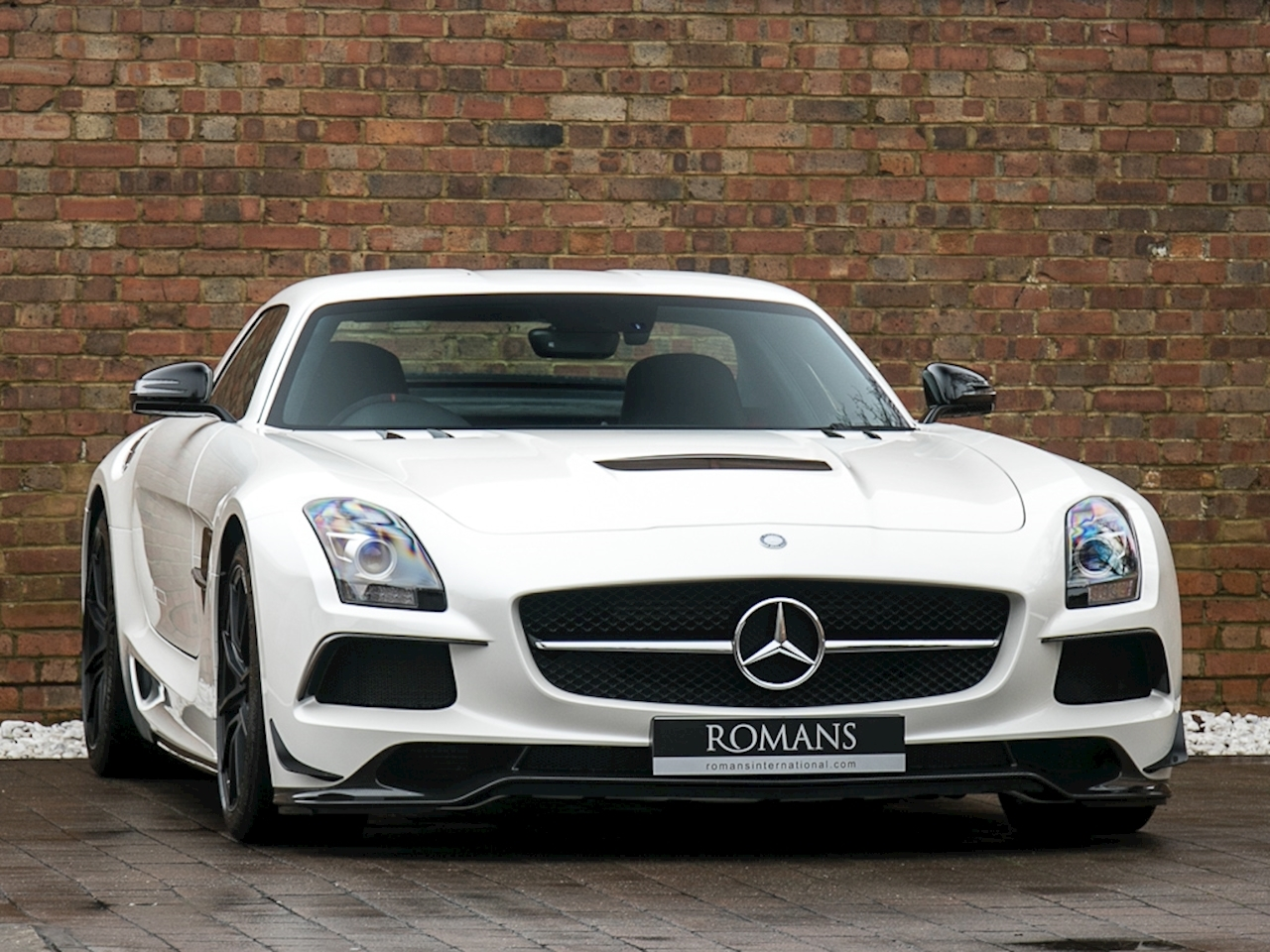 Sls Black Series >> 2013 Used Mercedes Benz Sls Sls Amg Black Series Designo