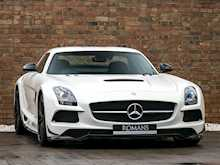 Mercedes-Benz SLS AMG Black Series - Thumb 0