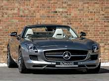 Mercedes SLS GT Roadster - Thumb 0