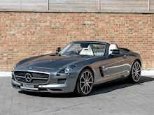 Mercedes SLS GT Roadster - Thumb 7