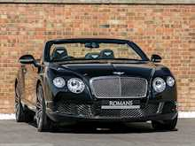 Bentley Continental GT Speed Convertible - Thumb 0