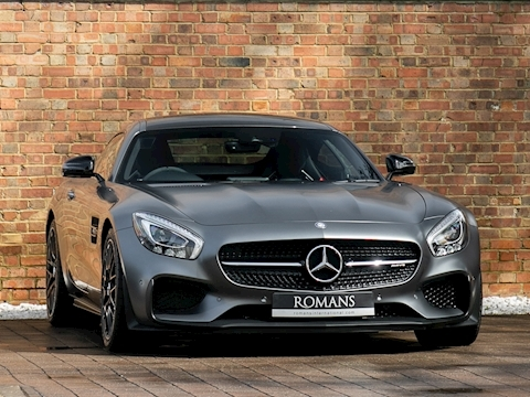 Mercedes Gt Amg Gt S Edition 1