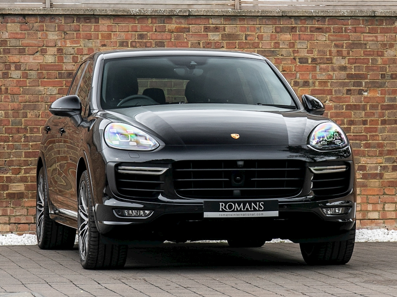 2018 Used Porsche Cayenne V8 Turbo Tiptronic S