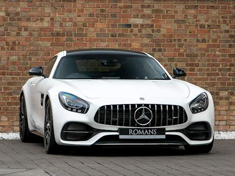 Mercedes-Benz Gt Amg Gt C Edition 50